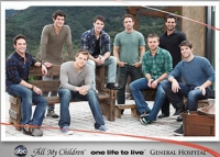 ABC Now Selling 'Hot Guys of ABC Daytime' Merchandise