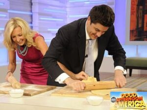 Lara Spencer, Good Afternoon America, Josh Elliott