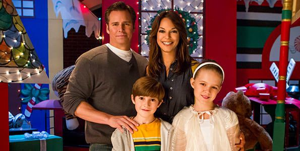 Dan Gauthier, Eva LaRue, One Life to Live, All My Children, Help for the Holidays