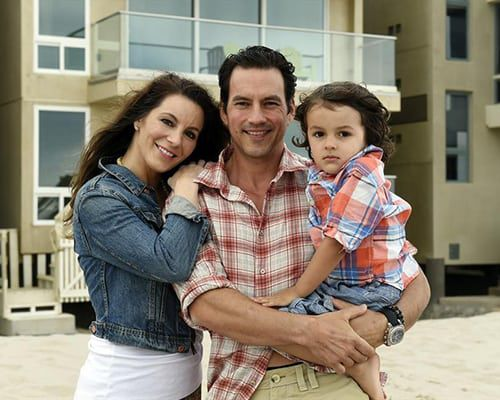 Tyler Christopher, Brienne Christopher, Greysun Christopher, Wife Swap, General Hospital