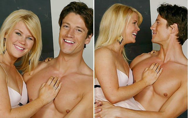 Alison Sweeney, James Scott, Days of our Lives