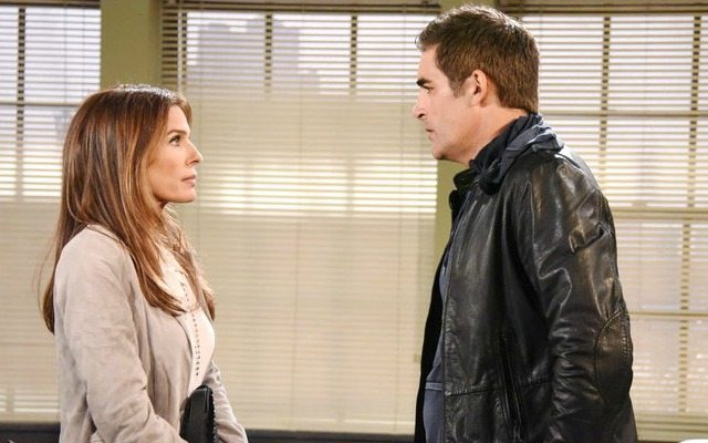 Rafe and Hope, Kristian Alfonso, Galen Gering