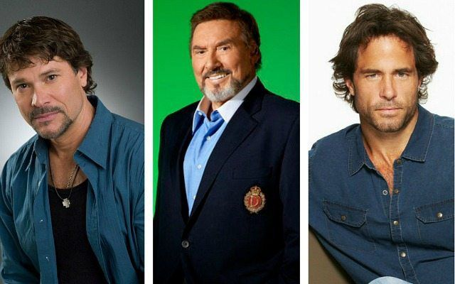 Peter Reckell Joseph Mascolo Shawn Christian
