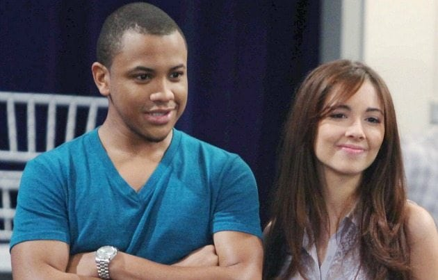 Tequan Richmond, Haley Pullos
