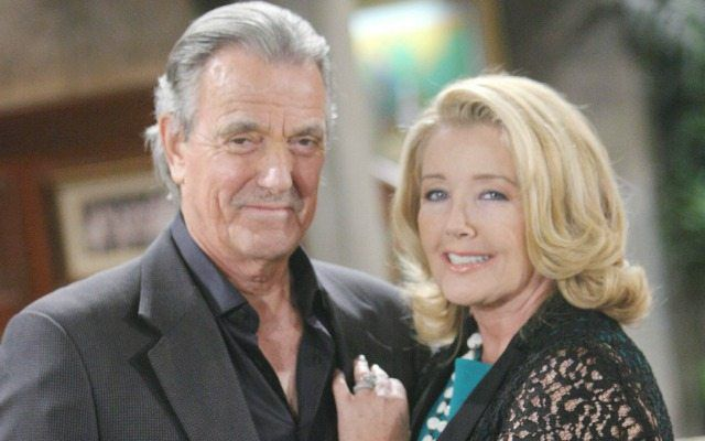 Eric Braeden Melody Thomas Scott