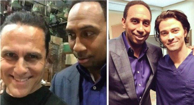 Stephen A. Smith Maurice Benard Matt Cohen