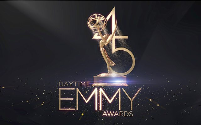 The 45th Annual Daytime Emmy Awards