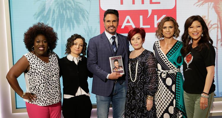 Don Diamont / The Talk