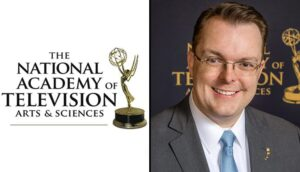 Adam Sharp, The National Academy of Television Arts & Sciences