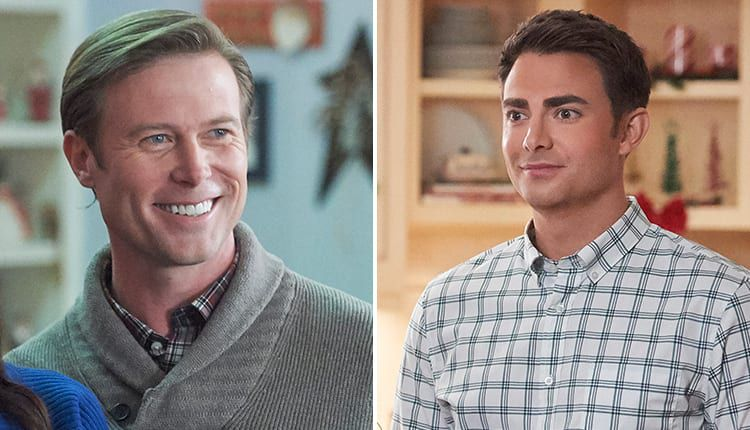 Jacob Young, Jonathan Bennett, Christmas Made to Order