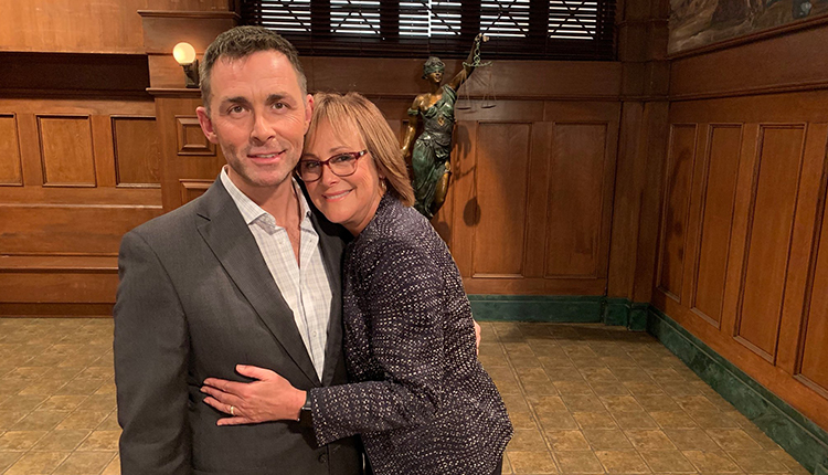 James Patrick Stuart, Hillary B. Smith, General Hospital