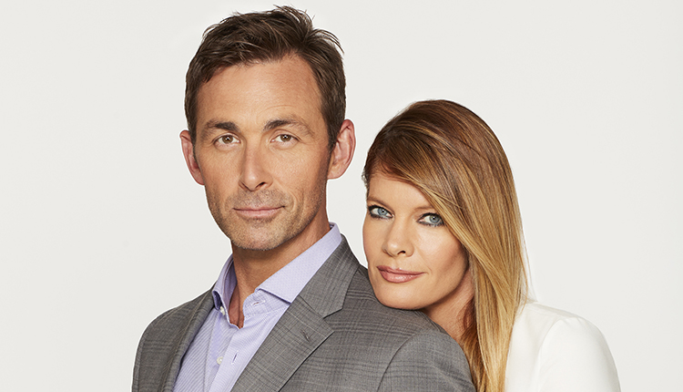 James Patrick Stuart, Michelle Stafford, General Hospital, Nina Cassadine, Nina Clay, Valentin Cassadine