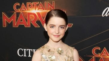 Mckenna Grace, Captain Marvel, The Young and the Restless, Ghostbusters