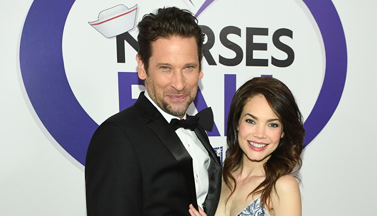 Roger Howarth, Rebecca Herbst, General Hospital, Elizabeth Webber, Franco