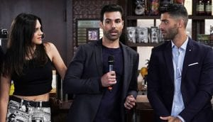 Sasha Calle, Jordi Vilasuso, Jason Canela, The Young and the Restless