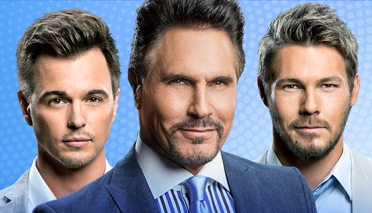 Darin Brooks, Don Diamont, Scott Clifton, The Bold and the Beautiful