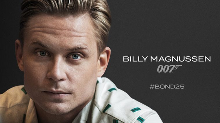 Billy Magnussen, As The World Turns, Bond 25