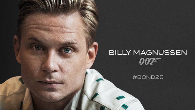 Billy Magnussen, As The World Turns, Bond 25