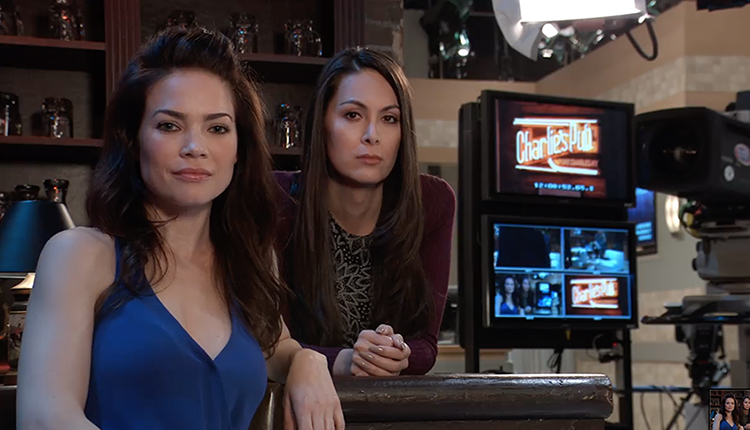 General Hospital, Rebecca Herbst, Cassandra James, #DayofSilence, GLSEN