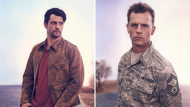 Nathan Dean Parsons, Trevor St. John, General Hospital, One Life to Live, Roswell, New Mexico