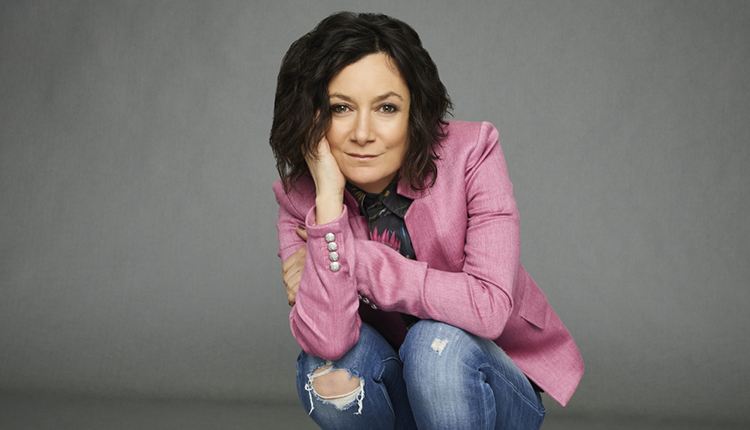 Sara Gilbert, The Talk, Roseanne