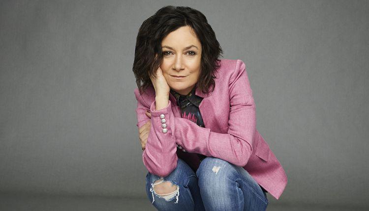 Sara Gilbert, The Talk, Roseanne