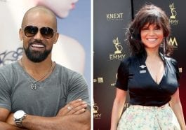 Shemar Moore, Victoria Rowell, The Young and the Restless,