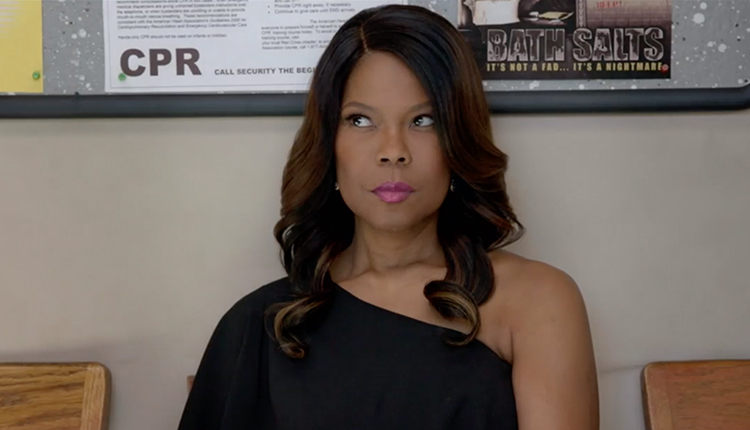 The Haves and the Have Nots, Angela Robinson, Veronica Harrington