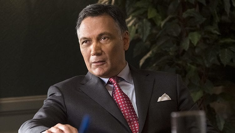 Bluff City Law, Jimmy Smits