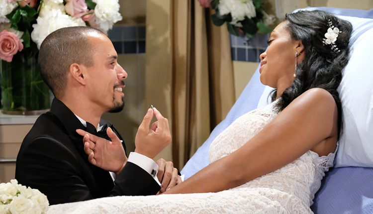 The Young and the Restless, Mishael Morgan, Bryton James
