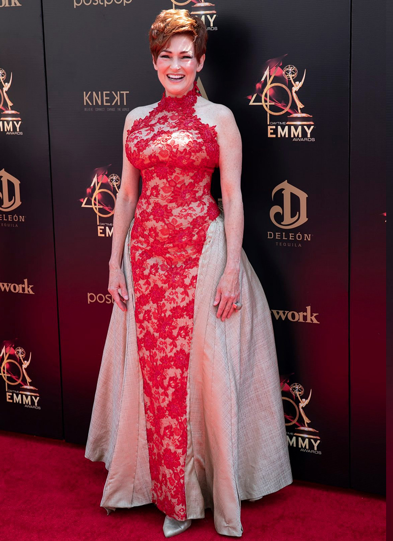 Carolyn Hennesy, The 46th Annual Daytime Emmy Awards, General Hospital, Diane Miller