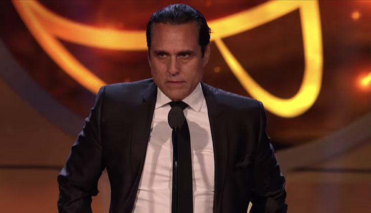 Maurice Benard, General Hospital, The 46th Annual Daytime Emmy Awards