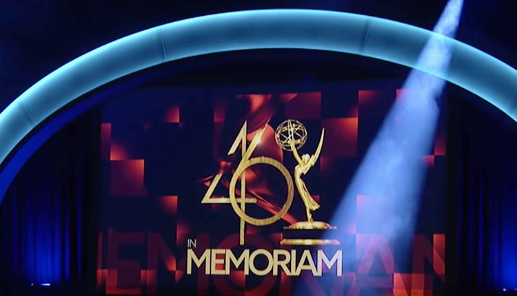 The 46th Annual Daytime Emmy Awards, In Memoriam, The National Academy of Television Arts & Sciences