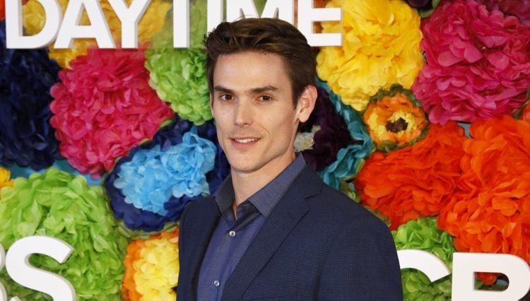 Mark Grossman, Adam Newman, The Young and the Restless, The 46th Annual Daytime Emmy Awards, CBS Daytime After Party
