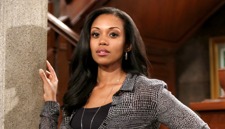 Mishael Morgan, The Young and the Restless