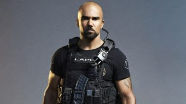 Shemar Moore, The Young and the Restless, S.W.A.T.