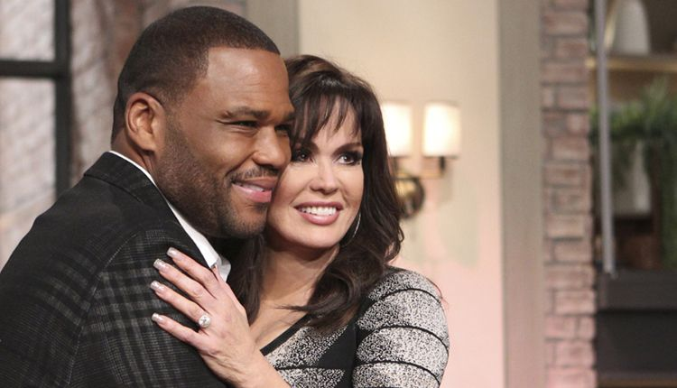 The Talk, Marie Osmond, Anthony Anderson, black-ish