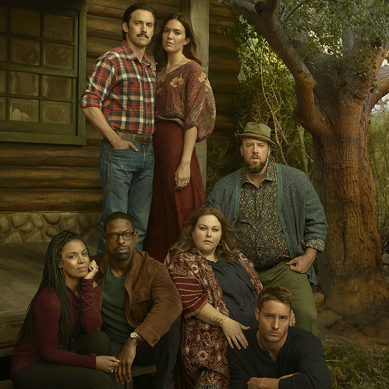 This is Us, Milo Ventimiglia, Mandy Moore, Chris Sullivan, Susan Kelechi Watson, Sterling K. Brown, Chrissy Metz, Justin Hartley