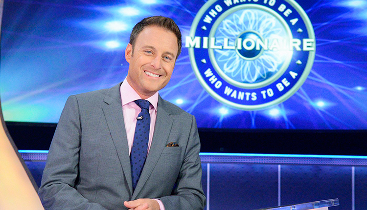 Chris Harrison, Who Wants to Be Millionaire