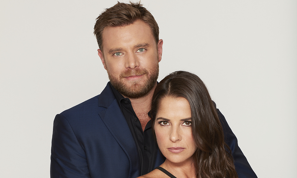 Billy Miller, Kelly Monaco, General Hospital