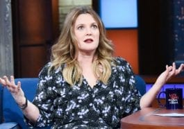 Drew Barrymore, The Late Show with Stephen Colbert