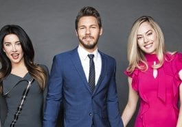 Jacqueline MacInnes Wood, Scott Clifton, Annika Noelle, The Bold an the Beautiful