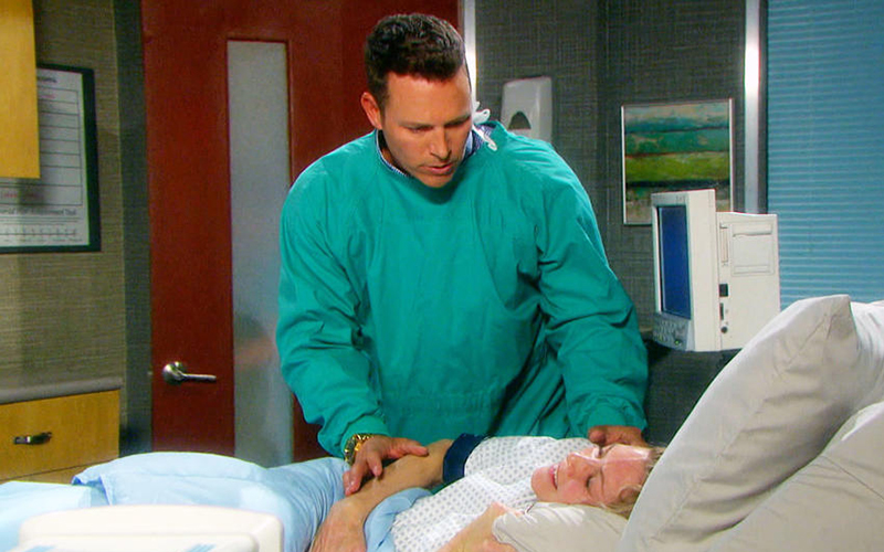 Days of our Lives, Eric Martsolf, Brady Black