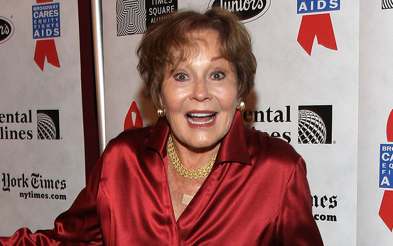 Marj Dusay, All My Children, General Hospital, Days of our Lives, Capitol, Santa Barbara