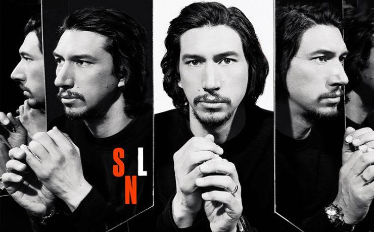 Adam Driver, Saturday Night Live