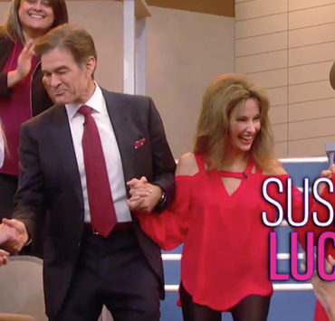 Mehmet Oz, Susan Lucci, The Dr. Oz Show, All My Children