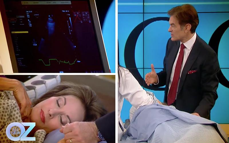 Mehmet Oz, Susan Lucci, The Dr. Oz Show, All My Children