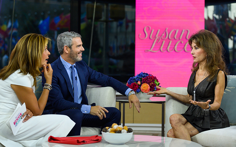 The Today Show, Hoda Kotb, All My Children, The Real Housewives of, Susan Lucci, Andy Cohen