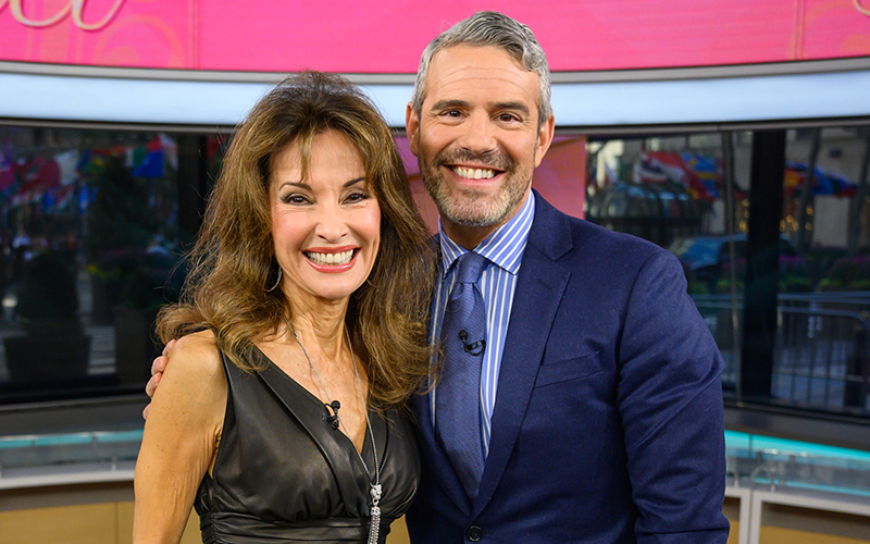 All My Children, The Real Housewives of, Susan Lucci, Andy Cohen