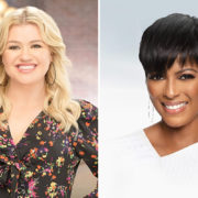 kelly Clarkson, Tamron Hall